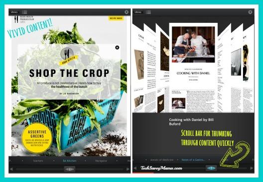 Next Issue App Vivid Content Digitally