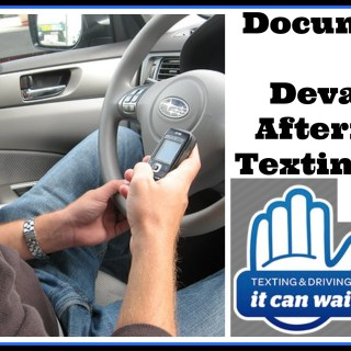 From One Second to the Next Documentary Details Devastating Aftermath of Texting While Driving