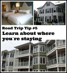 Learn about where you're staying