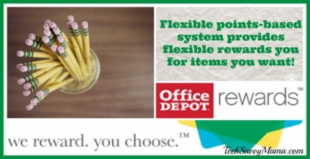 #ODRewards Office Depot Rewards