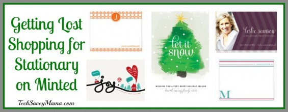 Stationary from Minted