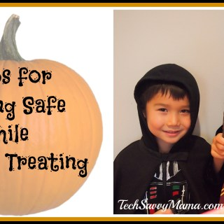 5 Tips for Staying Safe While Trick or Treating {sponsored}