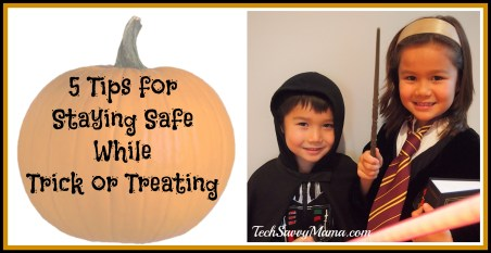 5 Tips for Staying Safe While Trick or Treating