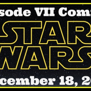 Star Wars: Episode VII Coming December 18, 2015
