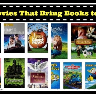 13 Movies That Bring Favorite Books to Life