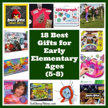 18 Best Gifts for Early Elementary Ages