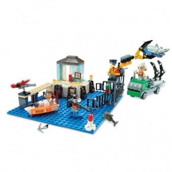 Kre-O Cityville Invasion Marina Madness Building Set