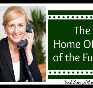 The Home Office of the Future {sponsored}