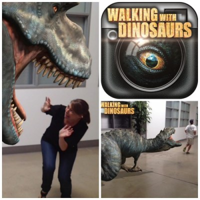 Walking with Dinosaurs Free App