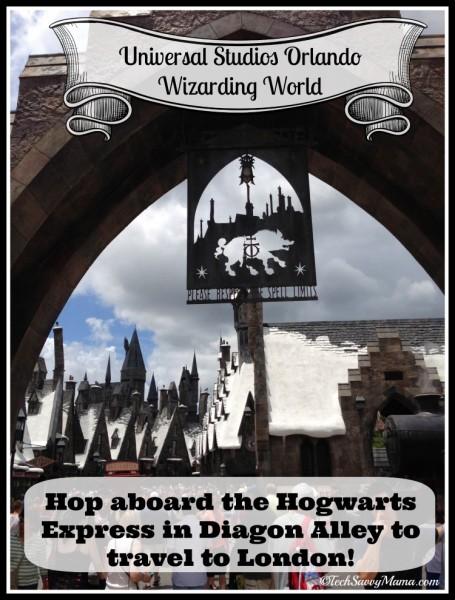 Universal Studios Orlando Wizarding World Diagon Alley Expansion- Summer 2014