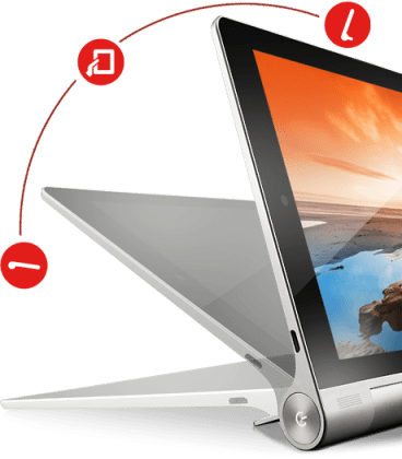 Lenovo Tablet Yoga 8 Multimode