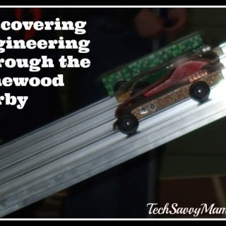 Discovering Engineering Through the Pinewood Derby