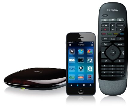 2014 Gift Guide: Gifts for Dad- Logitech Harmony Smart Control