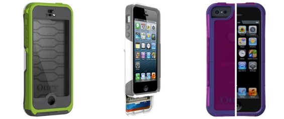 OtterBox Cases- Preserver, Wallet, and Reflex