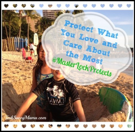 Protect What You Love and Care About the Most