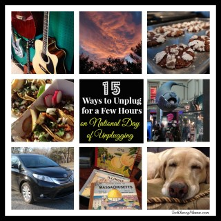 15 Ways to Unplug for a Few Hours in Honor of National Day of Unplugging