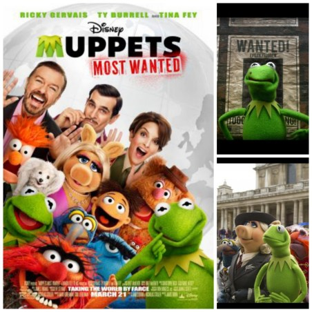 Muppets Most Wanted Musical Numbers, Cameos, & Tina Fey  I  TechSavvyMama.com
