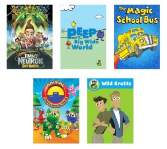 12 Movies and Shows to Inspire STEM Learning in Young Kids