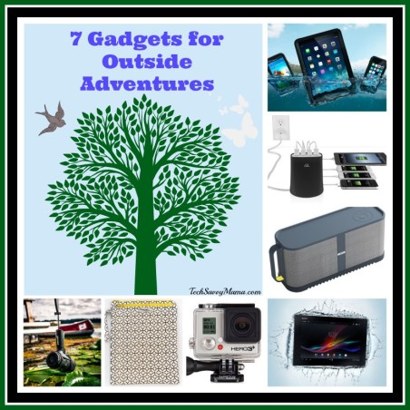 7 Gadgets for Outside Adventures