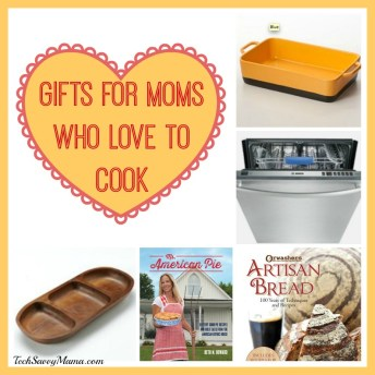 Mother's Day Gift Guide- Gifts for Moms who Love to Cook