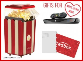 Mother's Day Gift Guide- Gifts for Movie Loving Moms
