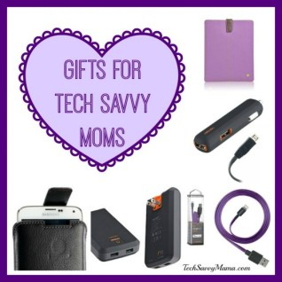 Mother's Day Gift Guide- Gifts for Tech Savvy Moms