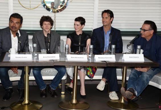 Rio 2 World Premiere Press Interviews