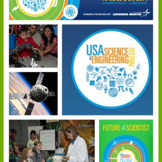 DC Residents: Family Friendly USA Science & Engineering Festival THIS WEEKEND! #STEM