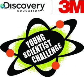 Discovery Education 3M Young Scientist Challenge Logo