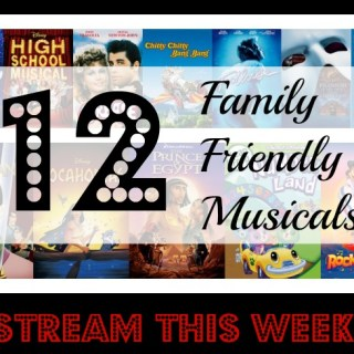 12 Family Friendly Musicals to Stream This Weekend