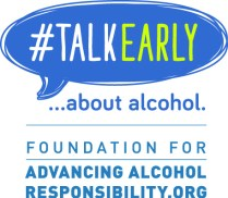 #TalkEarly about alcohol