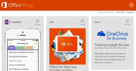 9 Things to Do to Become an Office Power User: Share Tips from the Office Blog
