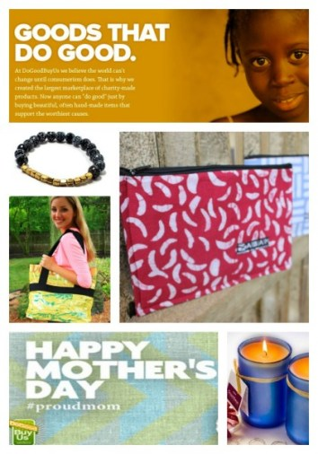 DoGoodBuyUs Mother's Day Gifts