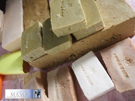 Haiti Artisans OFEDA Soap