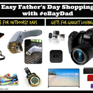 #eBayDad Collections Make Father's Day Shopping Easy