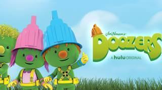 Doozers Original Hulu Series for Preschoolers