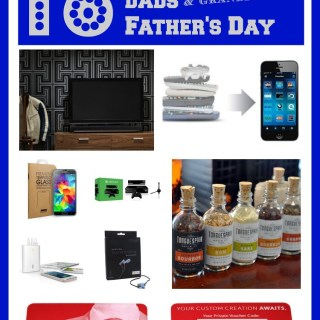 16 Great Father's Day Gifts for Dad & Grandfathers