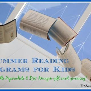 5 Summer Reading Programs for Kids
