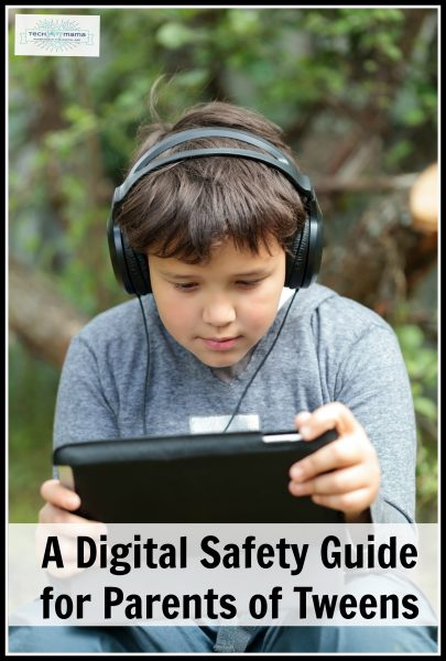 A Digital Safety Guide for Parents of Tweens