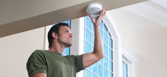 Properly installed smoke alarms save lives