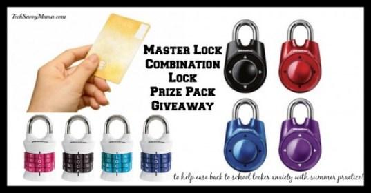 Master Lock Prize Pack Giveaway