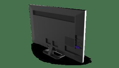 Roku Streaming Stick in HDMI Port in TV