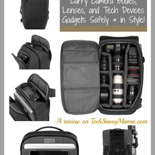 Review of Incase DSLR ProPack