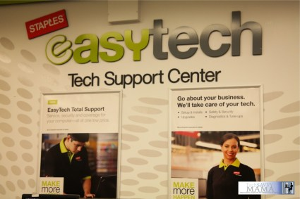 Staples EasyTech Total Support Tech Support Center