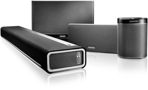 Sonos Surround Sound