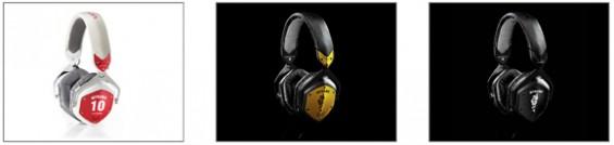 V-Moda Custom Crossfade Headphones
