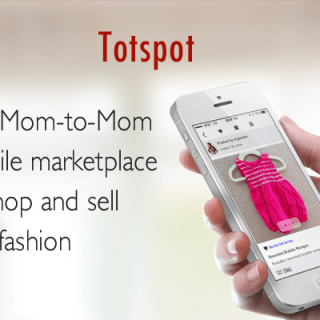 TotSpot: Mobile Marketplace for Buying & Selling Kids Fashion (and Ribbon Barrettes Benefitting the Cystic Fibrosis Foundation!)