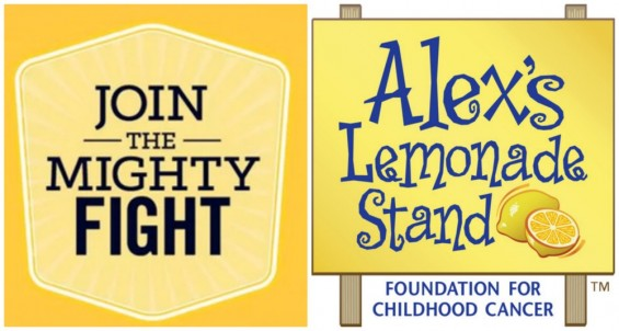 Join the Mighty Fight in Support of Alex's Lemonade Stand