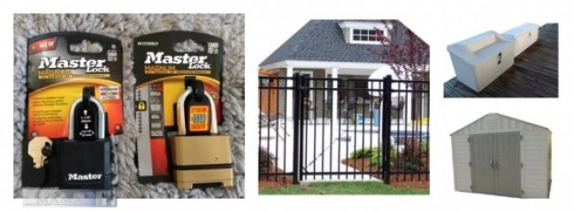 Master Lock Weather Resistant Padlocks