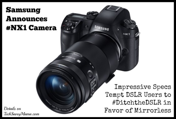 Samsung Camera Flagship #NX1